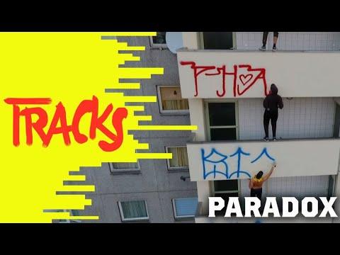 Graffiti Extrem: Paradox und seine Berlin Kidz Crew | Arte TRACKS