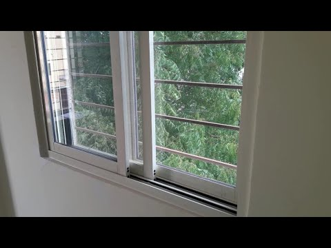 Aluminium window frame and it's benefits