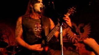 Behemoth - Shemhamforash [HD] (Live in Austin, 1/13/2010)