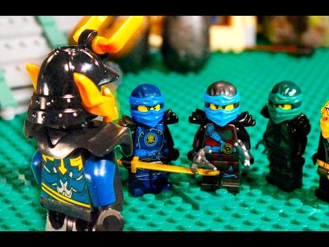 LEGO Ninjago: Splinter in Time Episode 6: Samurai!