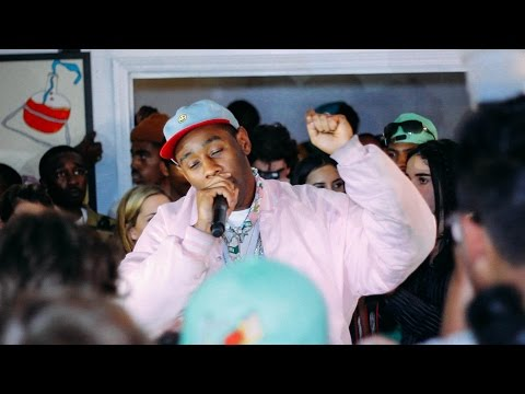 Tyler the Creator & Kali Uchis Perform an Unreleased Song