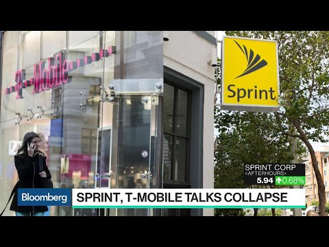 Sprint's Future Uncertain After T-Mobile Talks Collapse