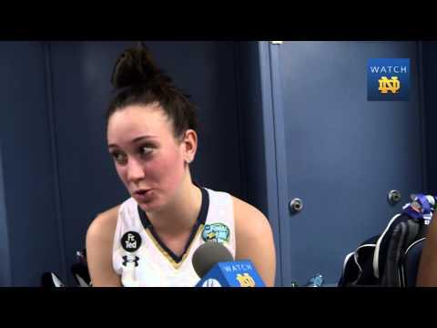 WBB - South Carolina Post Game Player Interviews