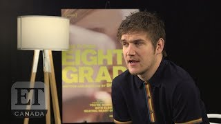 'Eighth Grade' Director And Comedian Bo Burnham On Changing Social Media