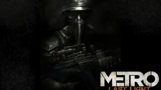 Metro Last Light Gameplay ita Parte 1 PC