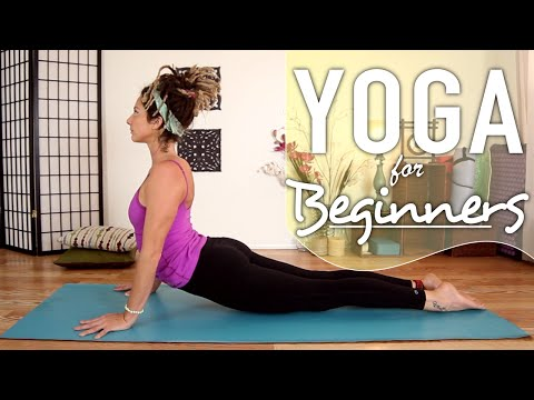 Stretches For Low Back & Sciatica Pain Relief - Beginners Yoga