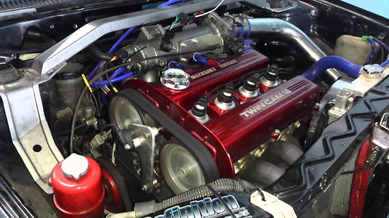 Suzuki Gti Engine