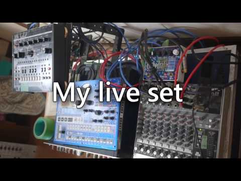 Kick.S Live / Goa Trance Live recording. (Apr.25, 2017) @CLUB Vijon