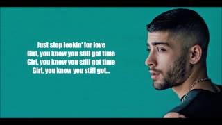ZAYN Still Got Time (Lyrics)
