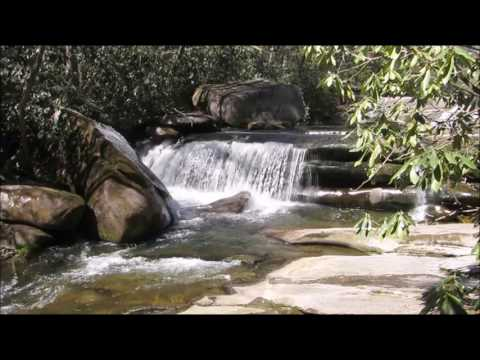 Hiking Avery Creek And Living Waters, NC