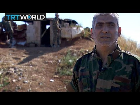 The War In Syria: Free Syrian Army Tries To Unite Rebel Factions