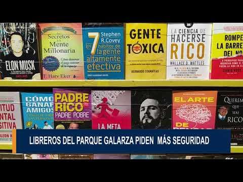 Desalentador escenario en el parque Andrés Lopez de Galarza por culpa de la inseguridad