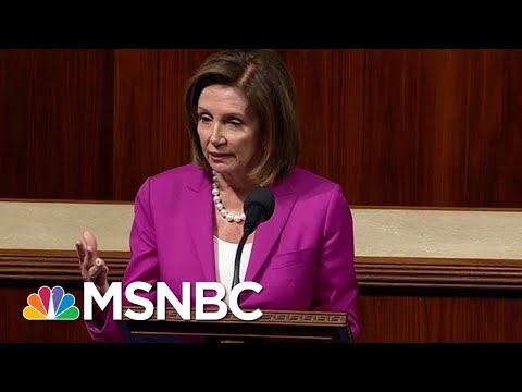 U.S. House Of Representatives Officially Condemns Trump Tweets As Racist [WATCH]