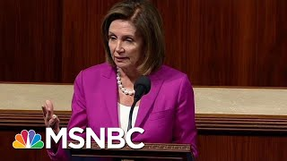 Nancy Pelosi: Trump's Comments About Congresswomen 'Digraceful, Disgusting ... Racist' | MSNBC
