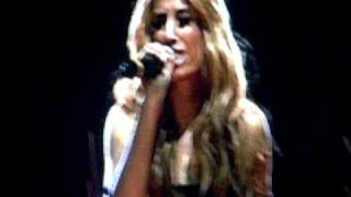 Stacey Solomon X Factor Tour - The Scientist - Belfast Odyssey Arena 18/3/2010 Thumbnail