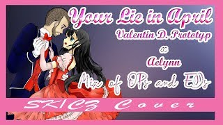 Your Lie In April Mix Of Ops & Eds Feat. Aelynn Czech/slovak Cover