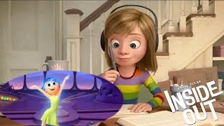 INSIDE OUT - Get to know your emotions: Joy (2015) Pixar Animated Movie HD