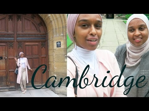 I Am In Cambridge | Travel Diary