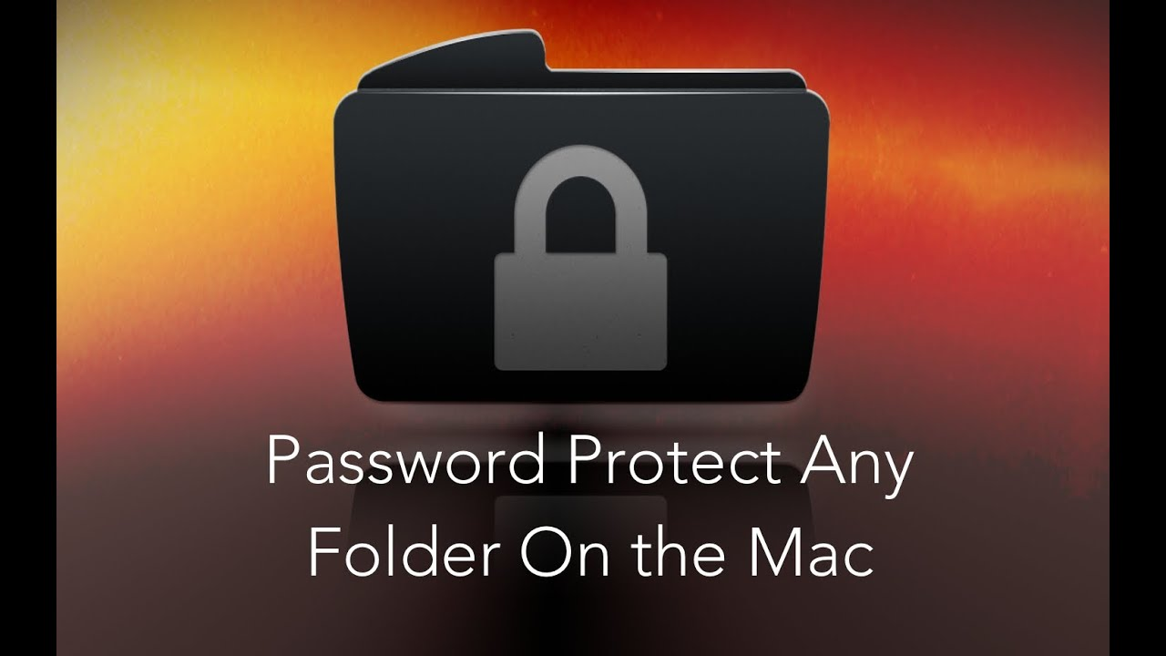 folder lock mac freeware