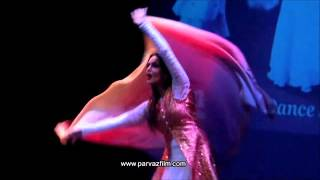 Persian Dance with Veil  - رقص زیبای ایرانی