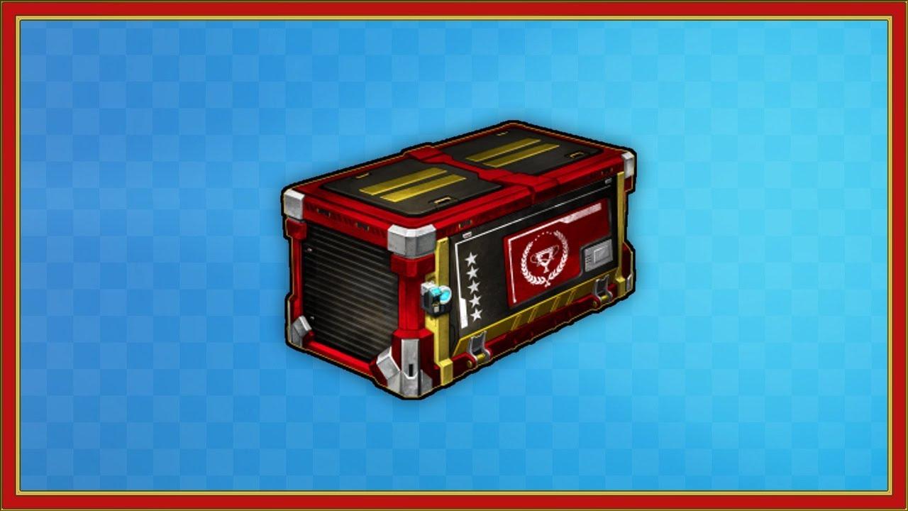 Rocket League | Triumph Crate