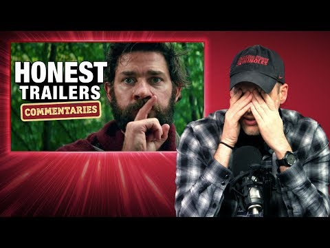 Honest Trailers Commentary - A Quiet Place