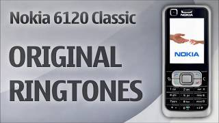 The best of symbian phone - nokia 6120 classic original ringtones are here to remind those memorable days. you can skip these ringtones: ``````...
