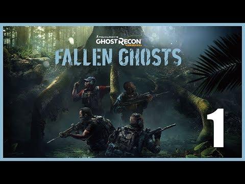 Ghost Recon Wildlands DLC Fallen Ghosts - Parte 1 Español - Walkthrough / Let's Play