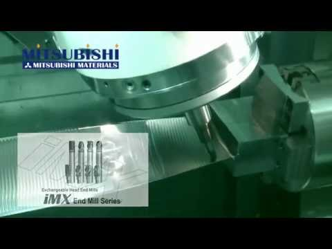 Mitsubishi Materials Machines Large Stainless Steel Blade Complete