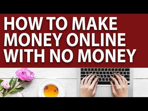 How To Make Money Online 2019 (WORLDWIDE) With No Money