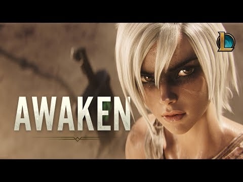 Awaken (ft. Valerie Broussard) | Season 2019 Cinematic - League of Legends