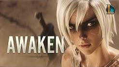 Awaken (ft. Valerie Broussard)   Season 2019 Cinematic - League of Legends