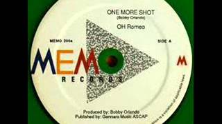 ONE MORE SHOT REMIX -OH ROMEO MARTIN MADNESS HIGH ENERGY