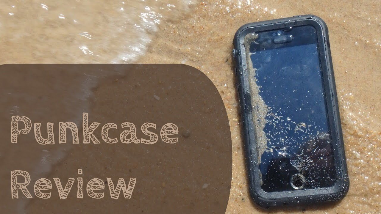 finest selection bb7aa e8077 Punkcase Studstar Waterproof Case Review - YouTube