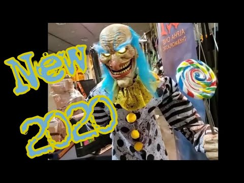 2020 Halloween Party Expo More New 2020 Halloween Animatronics | Halloween and Party Expo