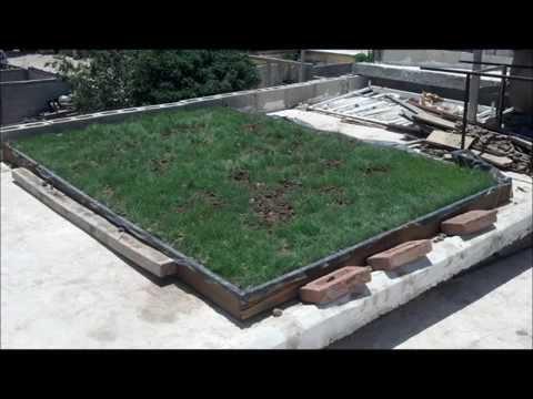 Cubiertas ecol gicas terrazas ajardinadas chova del for Terrazas ajardinadas