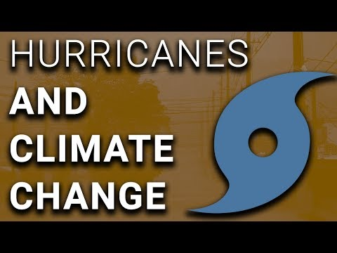 The ONE NUMBER That Connects Hurricanes to Climate Change