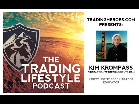 TTL #15 // Kim Krompass: Only Risking 8 -12 Pips Per FX Trade - Pro Forex Trader Interview