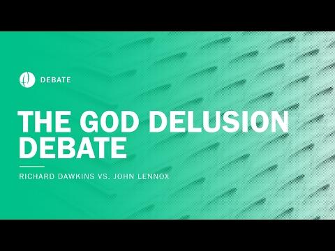 Richard Dawkins vs John Lennox | The God Delusion Debate