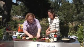 Heat Beads® Gcbc Kangaroo Salad & Risotto Bbq Recipes
