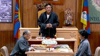 Conclusion Speech by Speaker Penpa Tsering - 15th TPiE, 10th Session