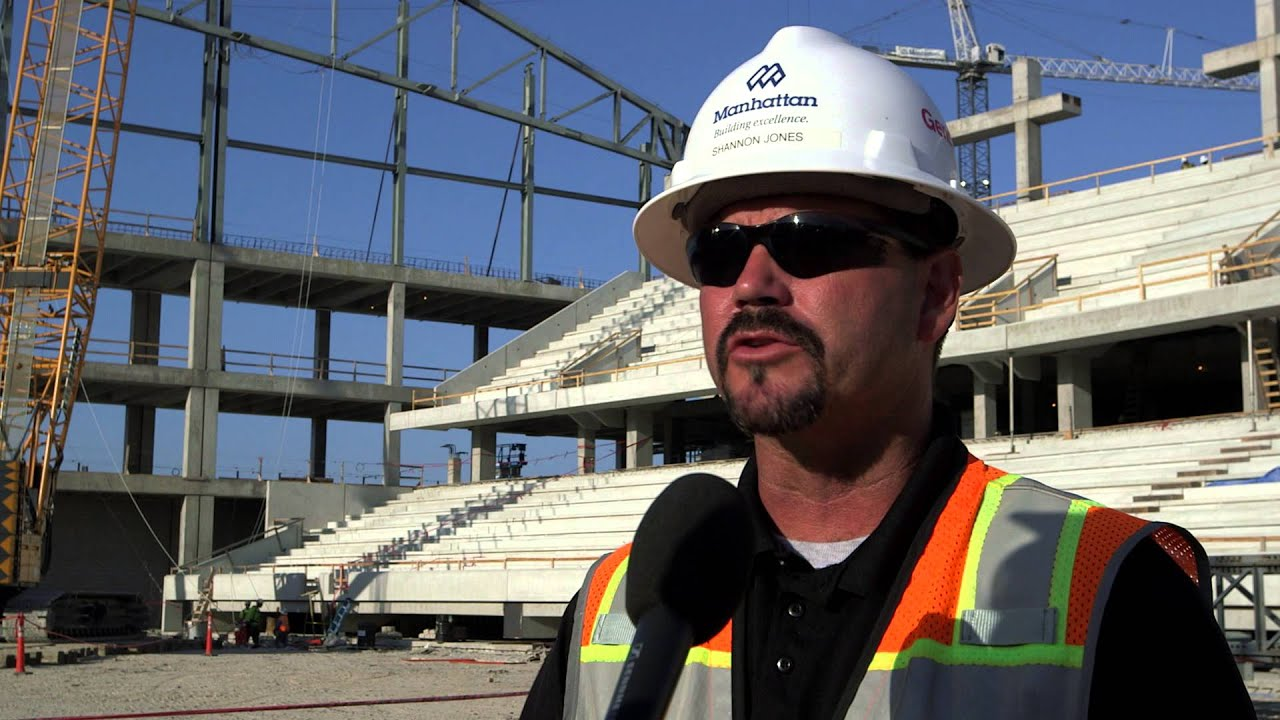 Construction Update: The Star In Frisco