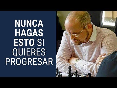 Nunca hagas esto si quieres jugar mejor al ajedrez - ¡Un gran consejo!