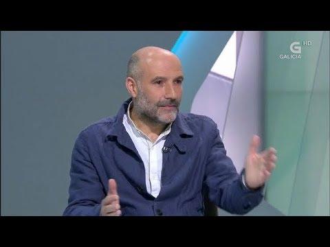 #DebateTVG completo no que participou Néstor Rego