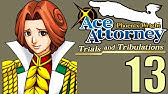 Phoenix Wright Ace Attorney Trials And Tribulations Youtube Trials and tribulations is a quest in elder scrolls online. phoenix wright ace attorney trials and