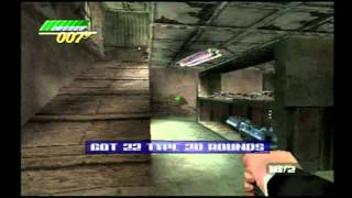Walkthrough 007: The World Is Not Enough (PS1) - Mission 2 King's Ransom