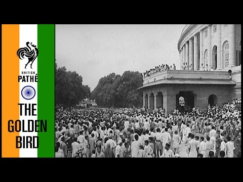 India Breaks Free | British Pathé
