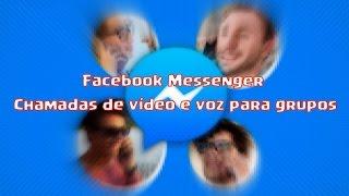Facebook Messenger - Chamadas de vídeo e voz para grupos screenshot 2