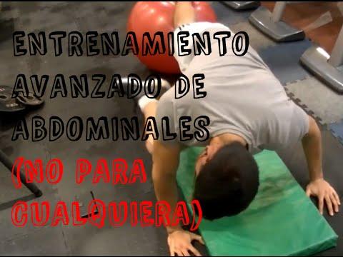 ENTRENAMIENTO AVANZADO DE ABDOMINALES (UOPAK ONLINE FITNESS COACHING)
