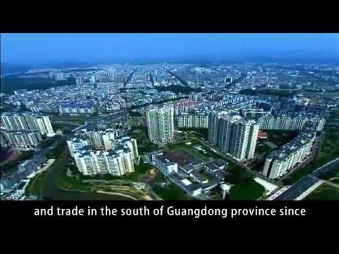 Guangzhou Zengcheng Overseas Chinese Park (广州增城侨梦苑  英文)